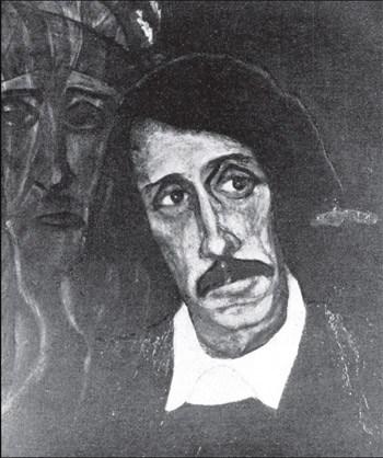 Портрет художника Харитонова