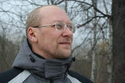 Олег Скобелев. Фото Ирины Ларионовой