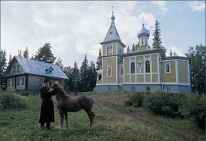 Валаам. Церковь Иоанна Предтечи. 1858. Фото С. Компанийченко