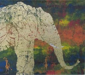 Егор Кукушкин. Охота на большого золотого слона
