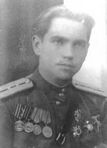 Николай Сергеев, уроженец деревни Иваново Любытинского района. Мой отец...