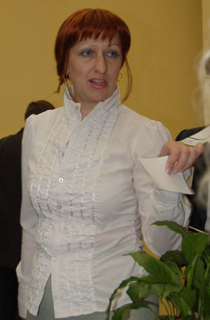 Учитель года Карелии Юлия Громова