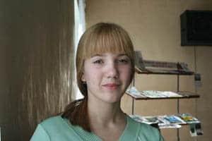 Арина Уракова переживает за судьбу Заонежья