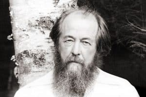 Александр Солженицын. Фото: 24smi.org