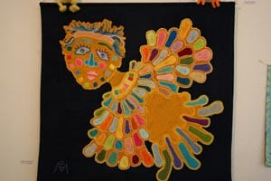''Рыжая птица''. А.Макаров