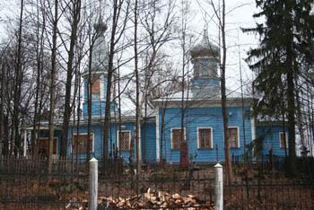 Екатерининская церковь. Фото Владимира Ларионова