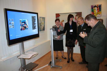 Искусствовед Екатерина Рычкова представляет новый электронный каталог