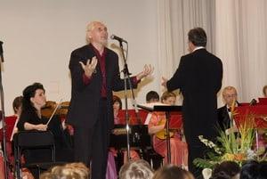 Николай Прокопец и оркестр