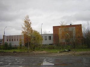 Школа в Мелиоративном