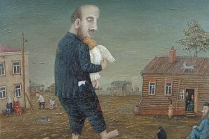 Владимир Любаров. Ангел-хранитель