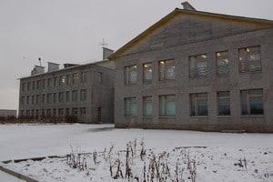 Школа в Заозерье