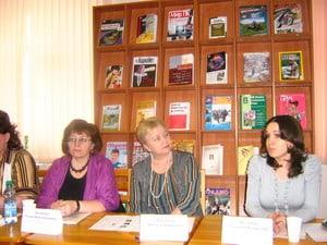 Елена Пилипенко (слева) и Надежда Васильева