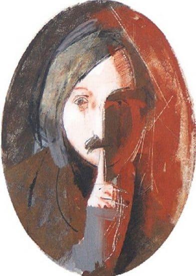 Виталий Горяев. Гоголь, 1979