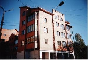 Жилой дом на Первомайском проспекте
