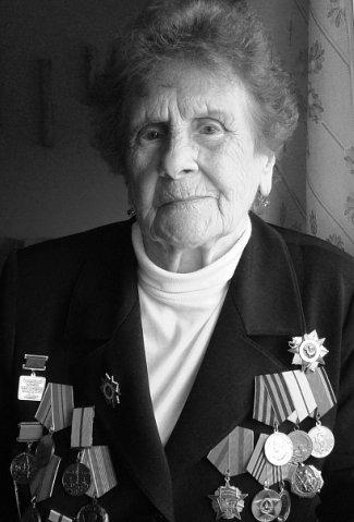 Серафима Николаевна Михайловна. Фото Ирины Ларионовой