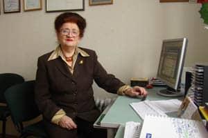 Наталья Сократовна Рузанова