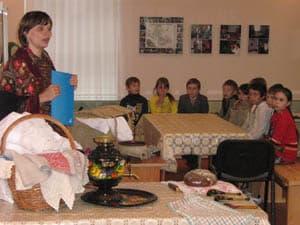 Татьяна Валерьевна Ковальчук о заонежской семье