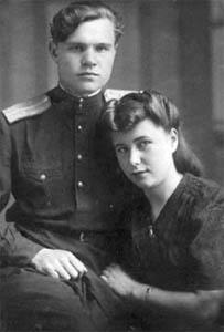 Военный лётчик и медсестра