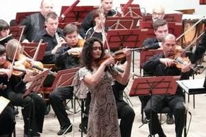 Алена Баева покорила Петрозаводск