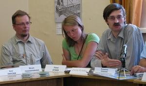 Финские экологи и Дмитрий Рыбаков