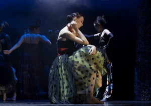 Джульетта в исполнении Эгле Шпокайте