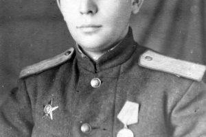 М. Гин. 1944 год