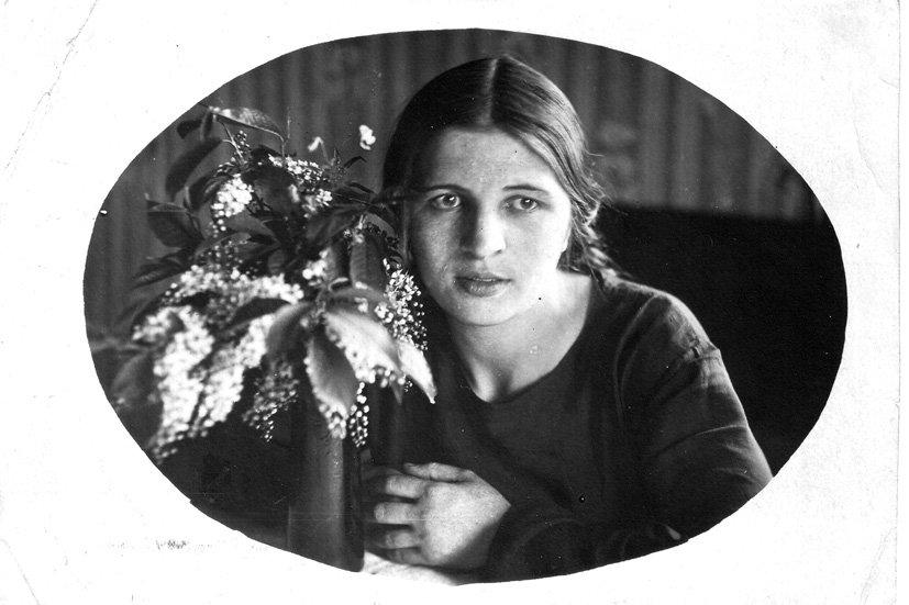Мария Готман. Сыктывкар, 1939