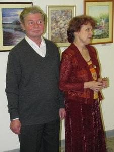 Наталья и Виктор Кочановы