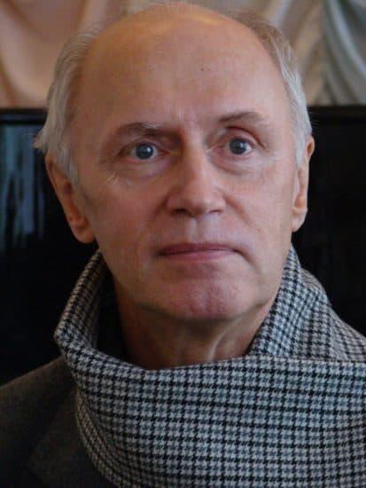 Борис Плотников в Петрозаводске. Фото Ирины Ларионовой