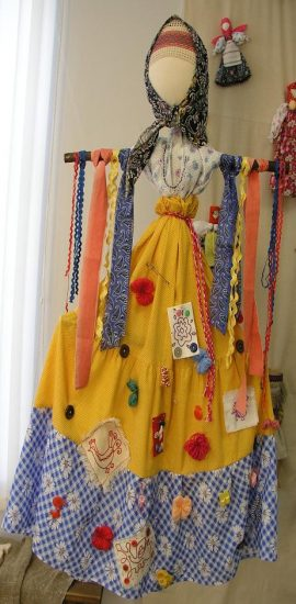 Кукла Параскева