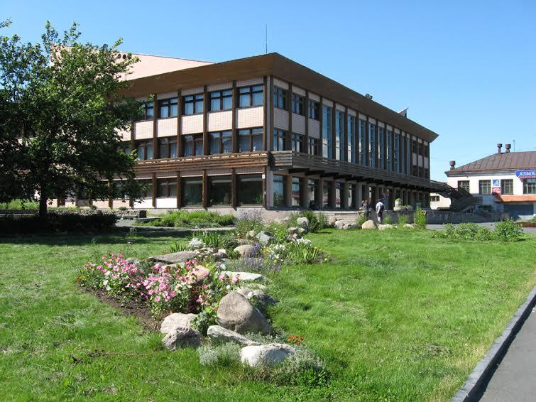 Дворец творчества детей и юношества в 2007 году