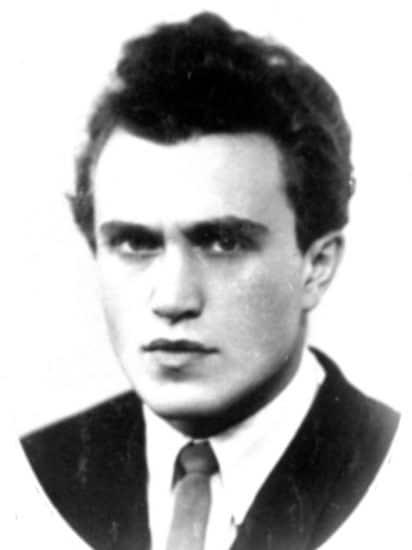 Василий Аксенов. 1956 год