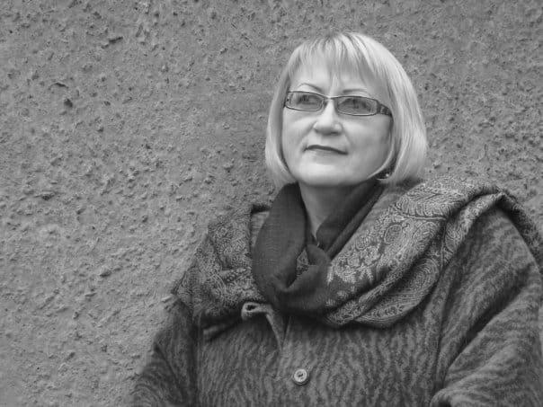 Людмила Морозова. Фото Ирины Ларионовой