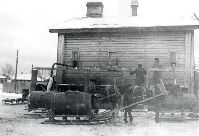 Неглинский колодец в 1937 г. Фото Г. Анкудинова