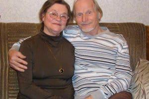 Виено Кеттунен и Пекка Микшиев. Фото Ирины Ларионовой