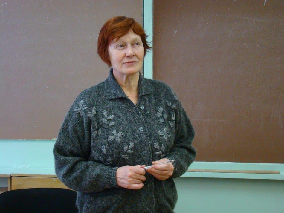 Валентина Ивановна Чуркина не сомневается в том, что имя селу дал Петр Первый