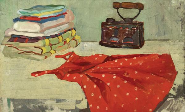 Валентина Авдышева. Платье для дочки, 1965