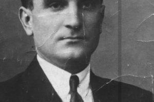 Николай Дмитриевич Григович за год до ареста. 1936 год