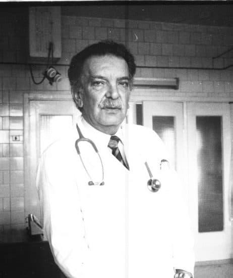 Доктор медицинских наук, профессор Игорь Николаевич Григович