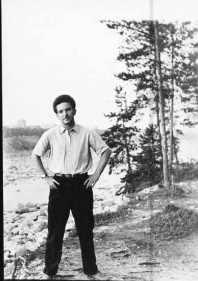 |Игорь Григович. Кандалакша, 1958 год