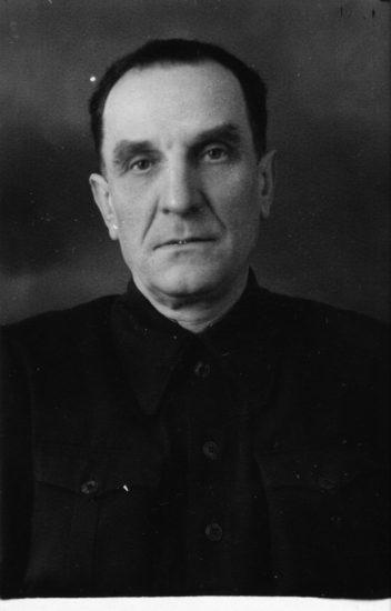 Николай Дмитриевич Григович. 1956 год
