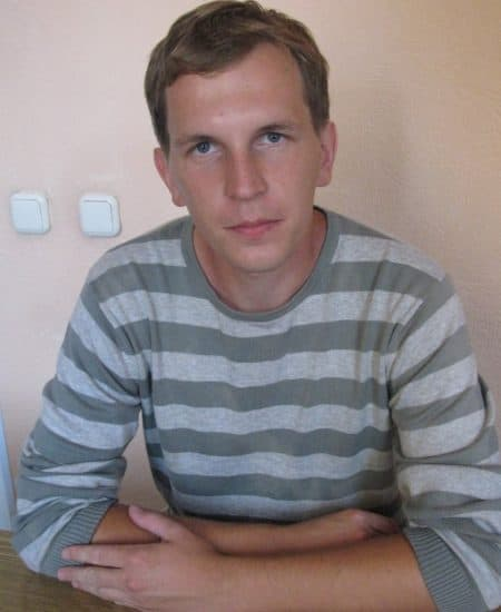 Алексей Доронин. Фото Анастасии Ермашовой