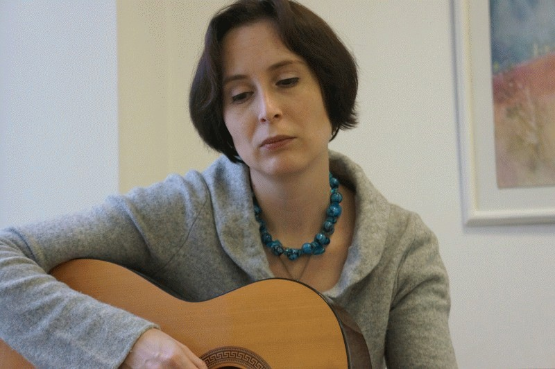 Марина Андреева. Фото Ирины Ларионовой
