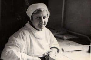 Зинаида Михайловна Иссерсон