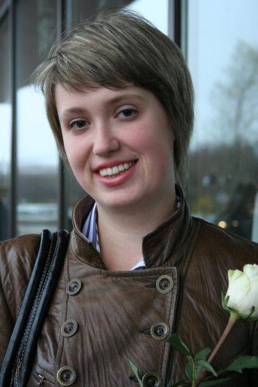Екатерина Ольшина. Фото Ирины Ларионовой