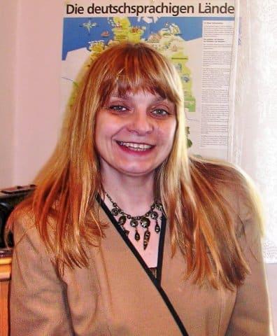 Наталья Владимировна Горбель. Фото со странички ВКонтакте