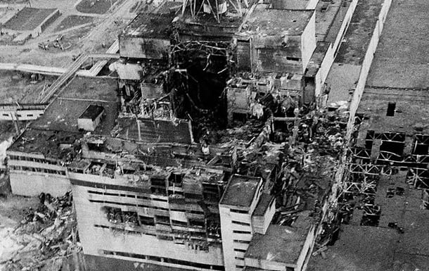 Чернобыль. «Лес рубят – щепки летят»