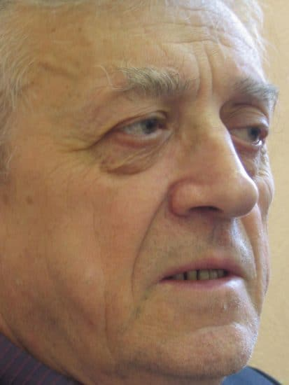 Игорь Петрович Тюриков. Фото Ирины Ларионовой