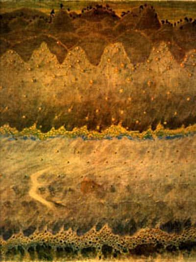 М.К. Чюрленис. Соната моря. Часть 1