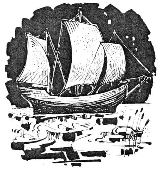 Поморская лодия